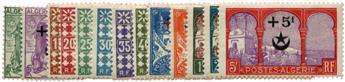 n°58/70* - Timbre ALGERIE Poste