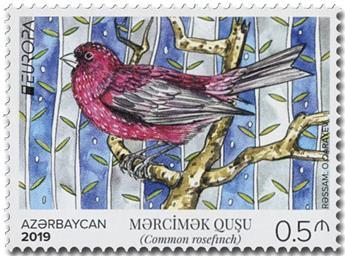 n° 1167/1168 - Timbre AZERBAIDJAN Poste (EUROPA)