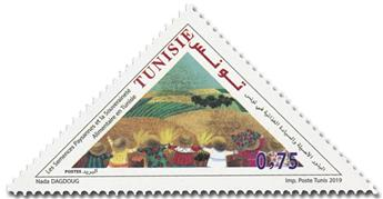 n° 1902/1903 - Timbre TUNISIE Poste