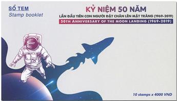 n° C2591 - Timbre VIETNAM Carnets