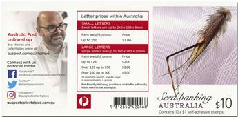 n° C4814 - Timbre AUSTRALIE Carnets