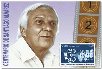 n° 351 - Timbre CUBA Blocs et feuillets