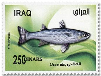 n° 1895/1898 - Timbre IRAK Poste