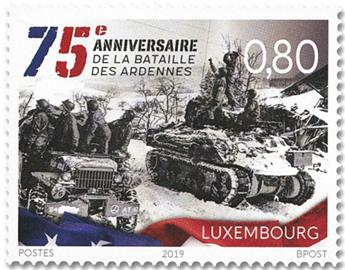 n° 2162 - Timbre LUXEMBOURG Poste