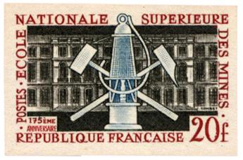 n°1197a** ND - Timbre FRANCE Poste