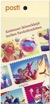 n° C2638 - Timbre FINLANDE Carnets