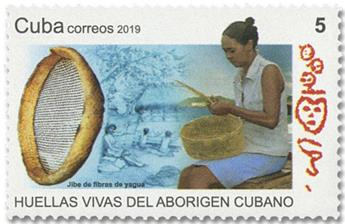 n° 5788/5793 - Timbre CUBA Poste