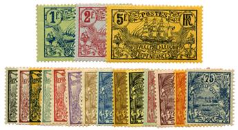 n°88/104* - Timbre NOUVELLE CALEDONIE Poste