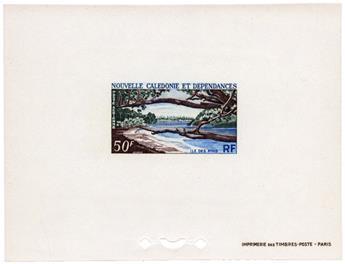 n°75 - Timbre NOUVELLE CALEDONIE Poste Aérienne