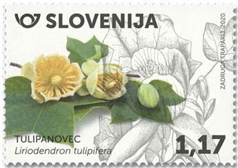 n° 1184/1186 - Timbre SLOVENIE Poste