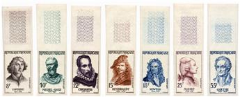 n°1132/1138** ND - Timbre FRANCE Poste