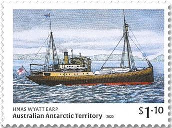 n° 267/269 - Timbre TERRITOIRE ANTARCTIQUE AUSTRALIEN Poste