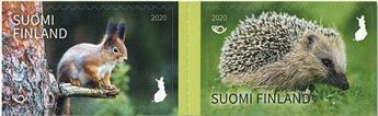 n° 2667/2668 - Timbre FINLANDE Poste