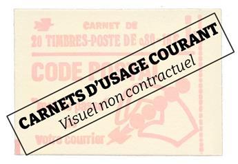 France : Carnet n°1331-C5** Vert