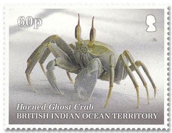 n° 563/567 - Timbre OCEAN INDIEN Poste