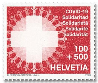 n° 2574 - Timbre SUISSE Poste