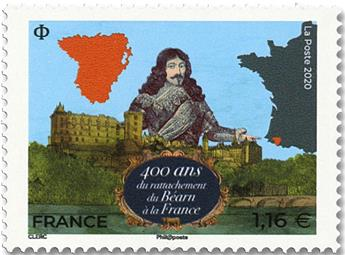 n° 5434 - Timbre FRANCE Poste