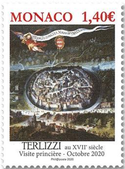 n° 3245 - Timbre Monaco Poste