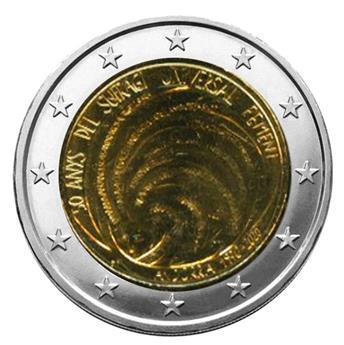 BU : 2 EURO COMMEMORATIVE 2020 : ANDORRE (50 ans du Suffrage Universel Féminin en Andorre)