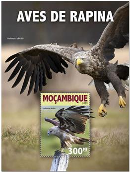 n° 1450 - Timbre MOZAMBIQUE Blocs et feuillets