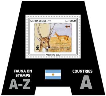 n° 1669 - Timbre SIERRA LEONE Blocs et feuillets