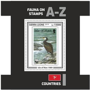 n° 1811 - Timbre SIERRA LEONE Blocs et feuillets