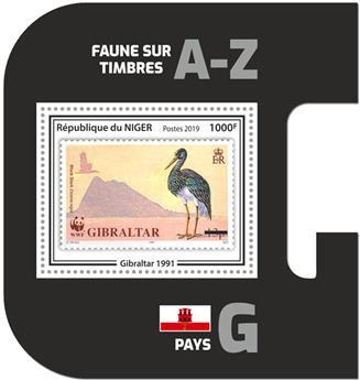 n° 1097 - Timbre NIGER Blocs et feuillets