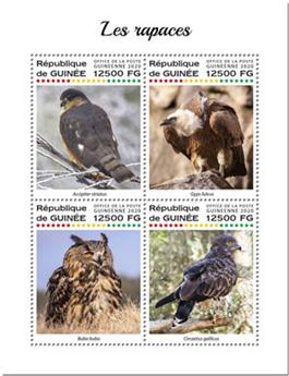 n° 10283/10286 - Timbre GUINEE Poste