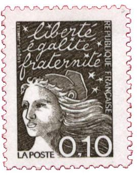 n°3086a** - Timbre FRANCE Poste