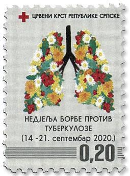 n° 50/50a - Timbre REPUBLIQUE SERBE (DE BOSNIE) Timbres de bienfaisance