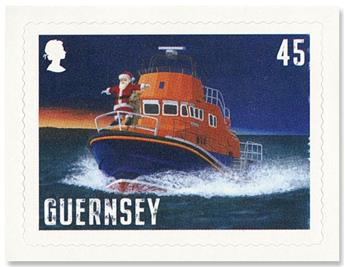 n° 1824/1830 - Timbre GUERNESEY Poste