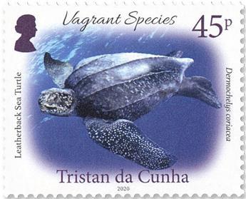 n° 1256/1259 - Timbre TRISTAN DA CUNHA Poste