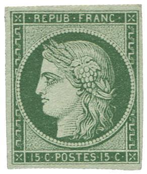 France : n°2b(*)
