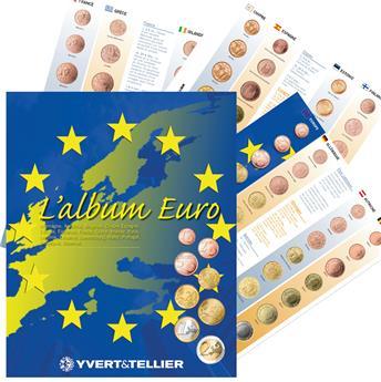 Recharges EURO - PAYS DE L´UNION