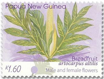 n° 1809/1812 - Timbre PAPOUASIE ET NOUVELLE-GUINEE Poste