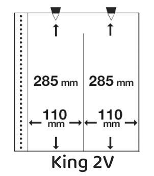 Recharges KING 2V (PAR 6) - MARINI®