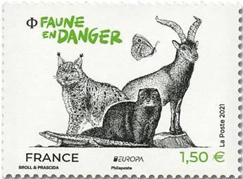 n° 5489 - Timbre France Poste