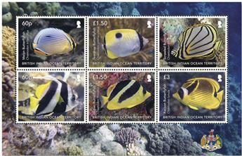 n° 44 - Timbre OCEAN INDIEN Blocs et feuillets