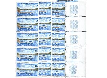 n°1585, 1585a, 1585b** - Timbre FRANCE Poste