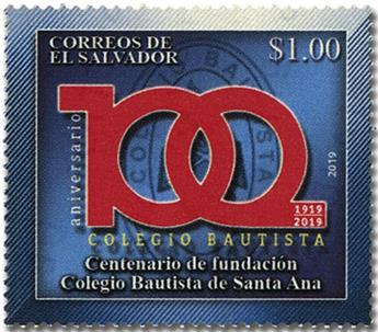 n° 1949/1950 - Timbre SALVADOR Poste