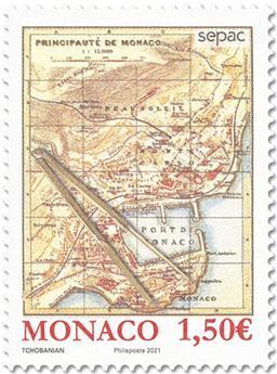 n° 3294 - Timbre  MONACO Poste