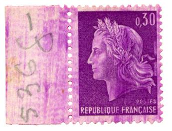 n°1536** - Timbre FRANCE Poste