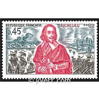 n.o 1655 -  Sello Francia Correos