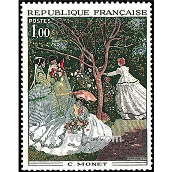 n° 1703 -  Selo França Correios