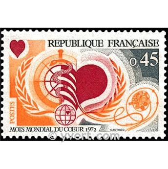 nr. 1711 -  Stamp France Mail