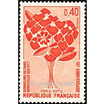 nr. 1716 -  Stamp France Mail