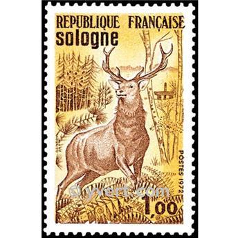 n.o 1725 -  Sello Francia Correos