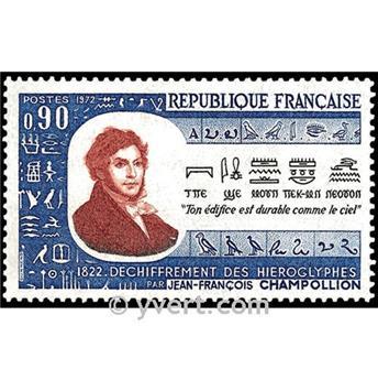 n.o 1734 -  Sello Francia Correos