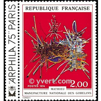 n.o 1813 -  Sello Francia Correos