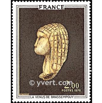 n° 1868 -  Selo França Correios